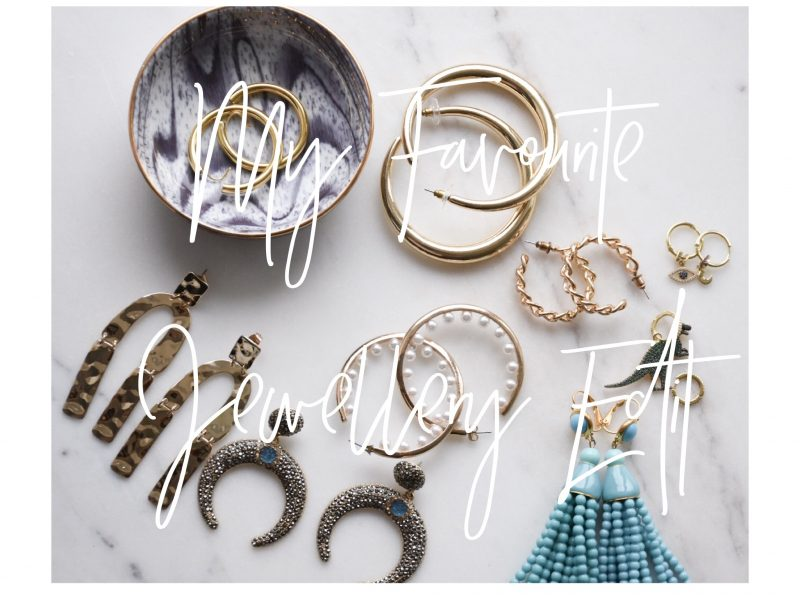 Some Favourite Jewellery Brands & Pieces At The Moment