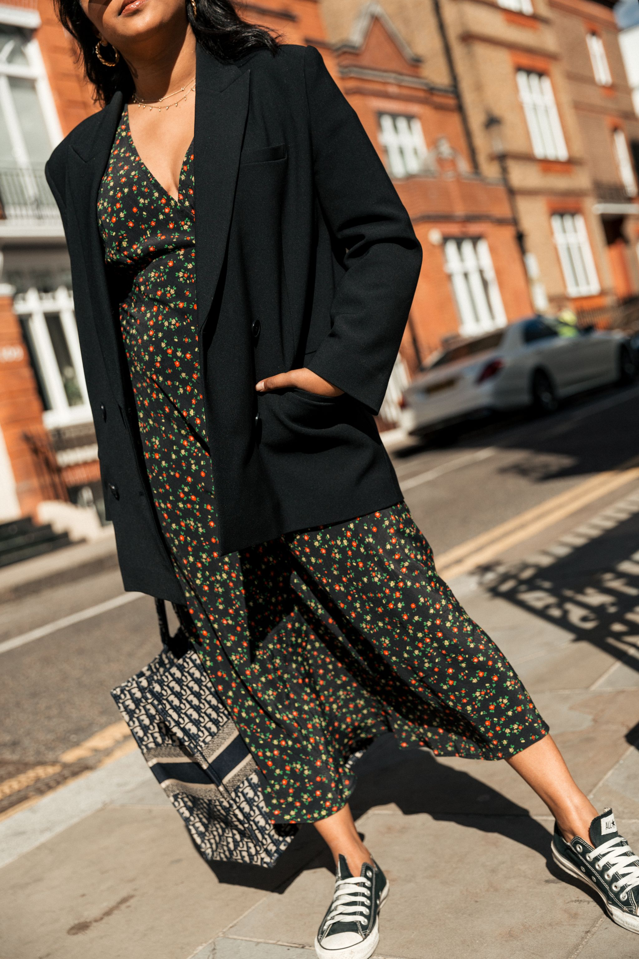 2 Ways To Style Up Your Dresses During The Colder Months