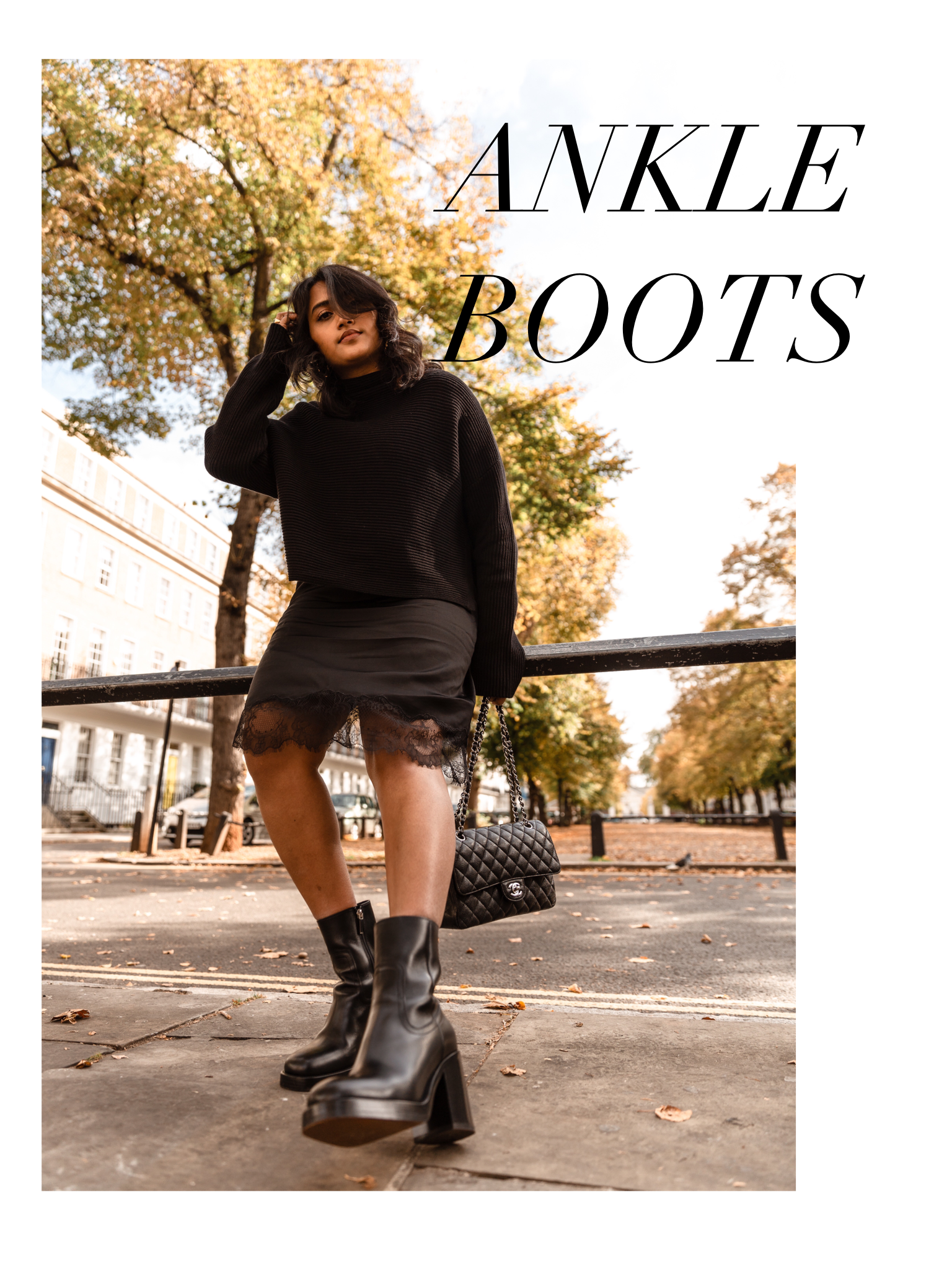 The Winter Re-Boot || Plus 3 Styling Tips