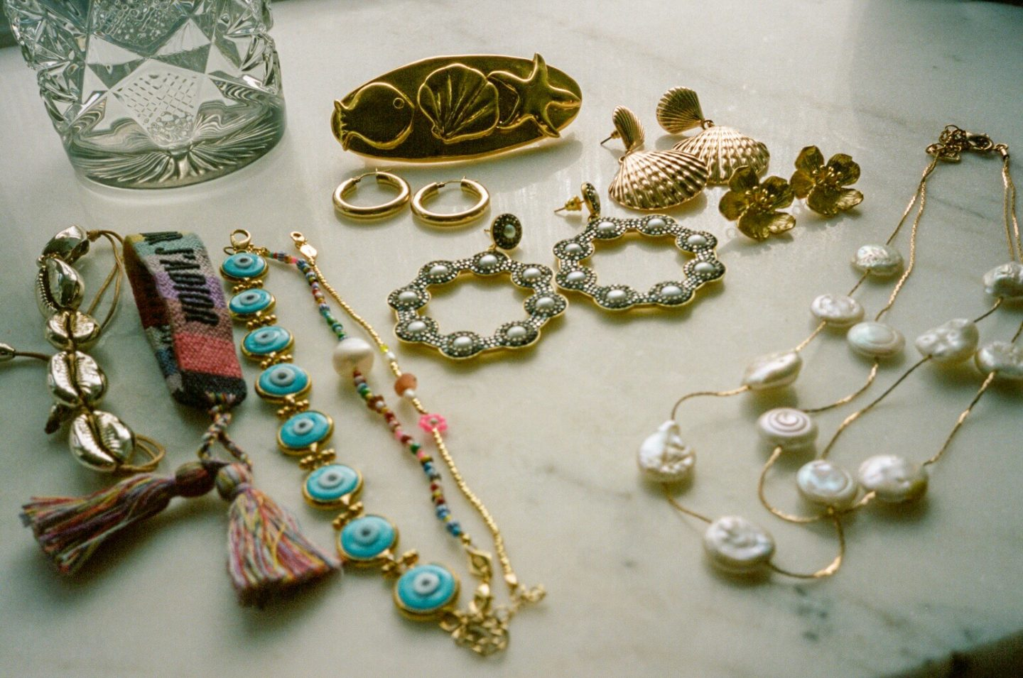 Must Have Summer Jewellery Pieces ft. Beads, Pearls & Shells