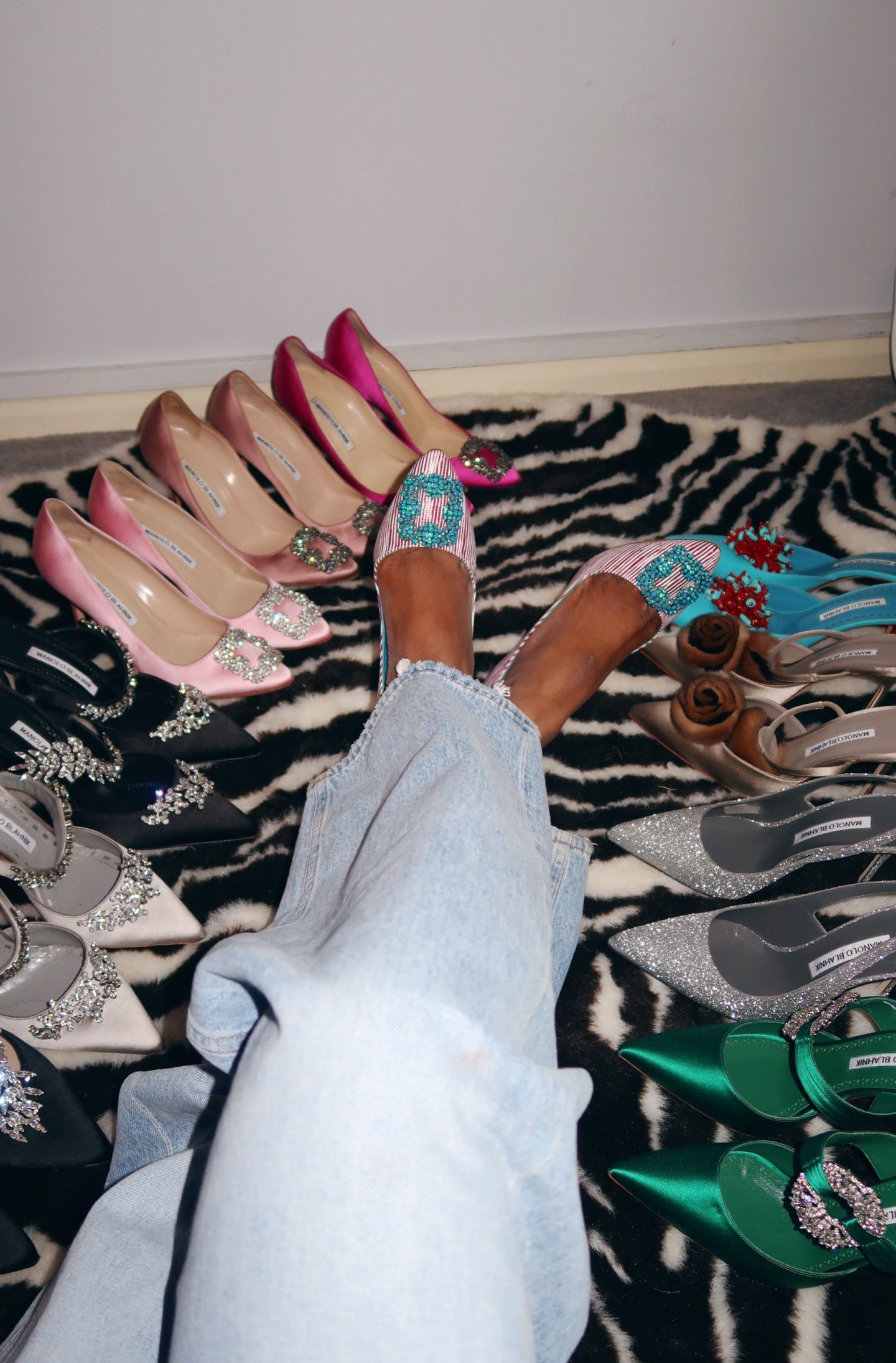 Manolo Blahnik Collection & Review