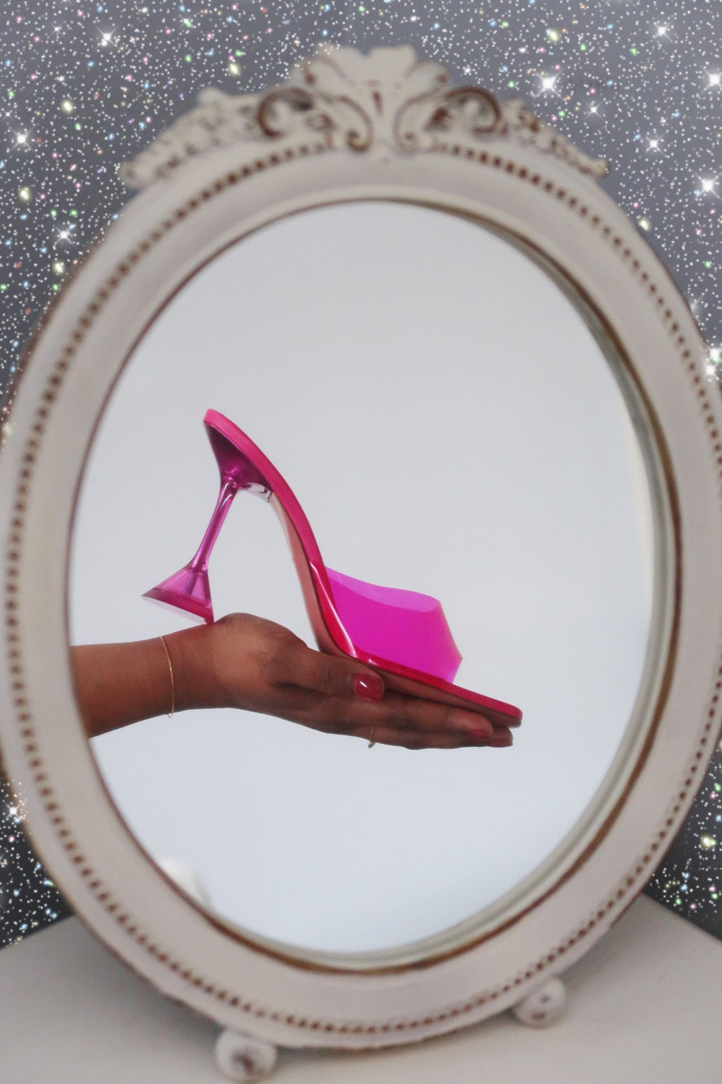 Amina Muaddi Shoe Review