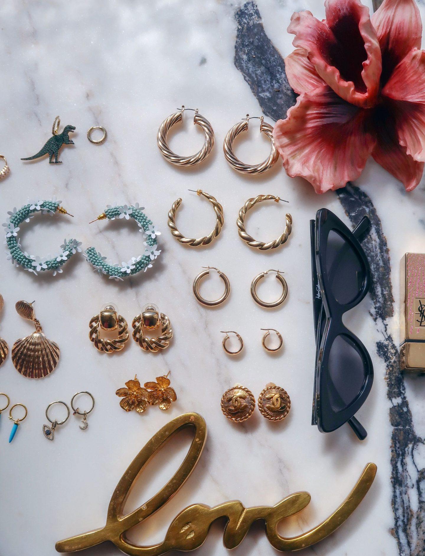 Best Gold Hoop Earrings
