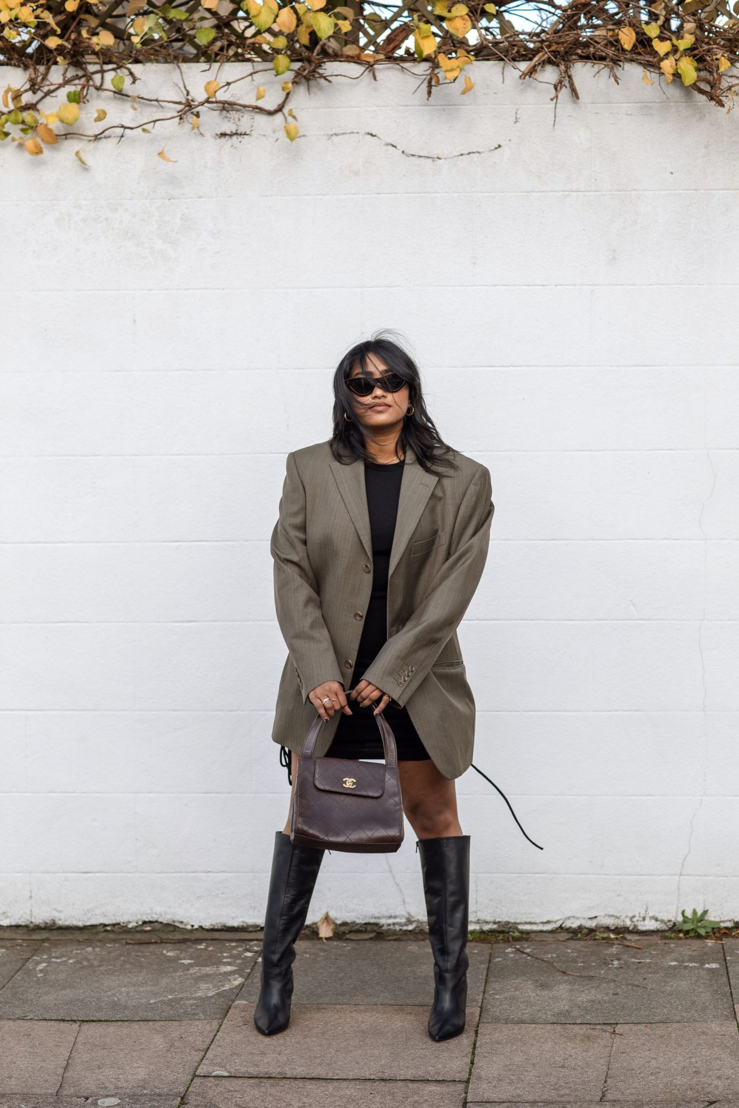 Oversized Blazers Styling Tips & Edit