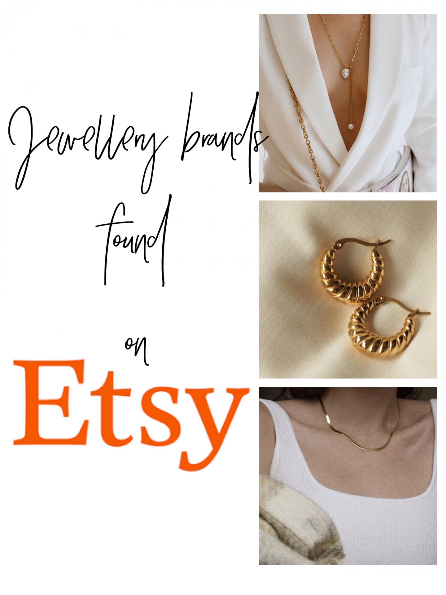 Jewellery Brands From Etsy